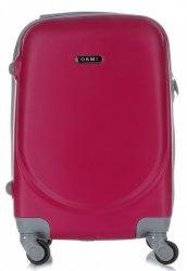 Palubní kufřík Ultra Light Or&Mi 4 kolečka Fuchsia