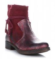 Dámské boty Lady Glory bordové