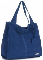 Dámské kabelky Vittoria Gotti Univerzální Modrá - Jeans