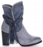 Dámské boty Lady Glory tmavě modré