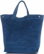 Univerzální Dámské kabelky ShopperBag XL Vera Pelle Jeans