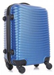 Palubní kufřík italské firmy Or&Mi 4 kolečka Modrá
