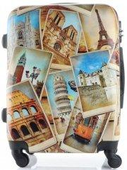 Palubní kufřík značky Or&Mi World multicolor černá