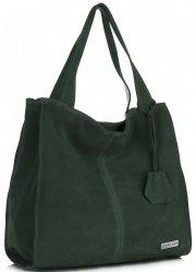 Dámské kabelky Vittoria Gotti Univerzální Tmavě Zelená
