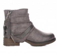 Dámské boty šedé