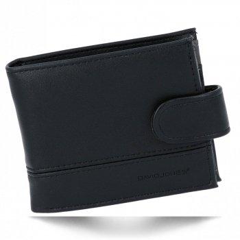 Klasická Pánská Peněženka David Jones Černá
