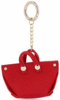 Přívěšek ke kabelce Módní ShopperBag Červená