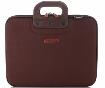 Prostorná taška Madisson Laptop 13,5'' čokoládová