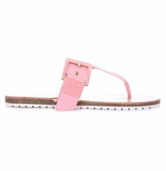 dámské sandály růžové