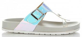 Módní Dámské Nazouváky Ideal Shoes Šedé