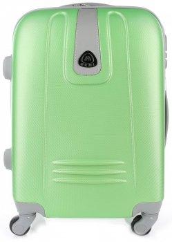 Palubní kufřík Or&Mi 4 kolečka Zelená