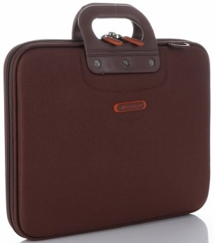 Prostorná taška Madisson Laptop 16'' čokoláda