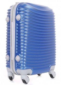 Palubní kufřík italské firmy Or&Mi 4 kolečka Světle Modrá