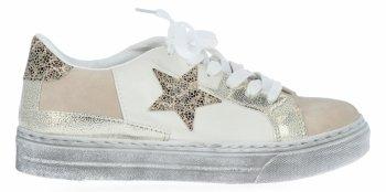 Zlaté dámské sportovní boty Givana