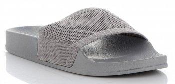 Univerzální Dámské Nazouváky Ideal Shoes Světle šedé