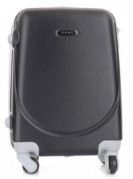 Palubní kufřík Ultra Light Or&Mi 4 kolečka Černá