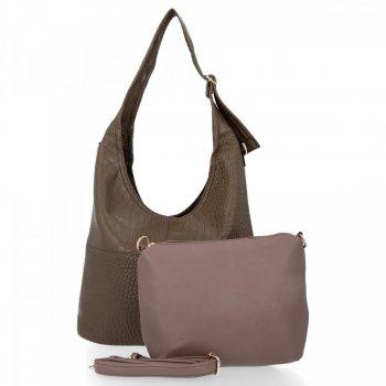 Univerzální Dámské Kabelky Grace Bags Khaki