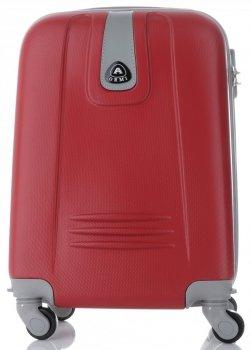 Palubní kufřík Or&Mi 4 kolečka červený