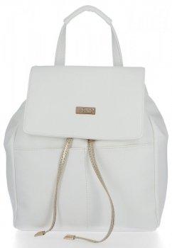 Elegantní Dámský Batoh značky Conci Bílý