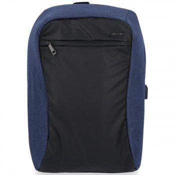 Uniwersalne i Solidne Plecaki Męskie XL marki David Jones Granat