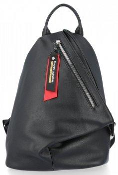 Designerski Plecak Damski firmy David Jones Czarny