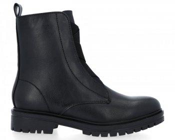 Čierne univerzálne Dámske členkové topánky Ellie
