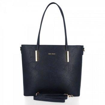 Bee BAG Klasická dámska taška Florence M veľkosť granát