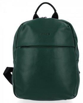 Univerzálny dámsky batoh XL od fľaše David Jones zelený