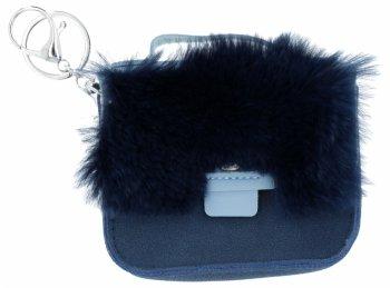 Módna kľúčenka pre tašku taška granát