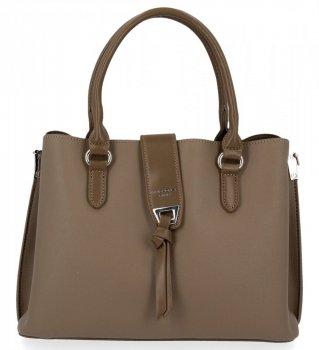 David Jones Trojkomorová taška dámska elegantná taška Khaki