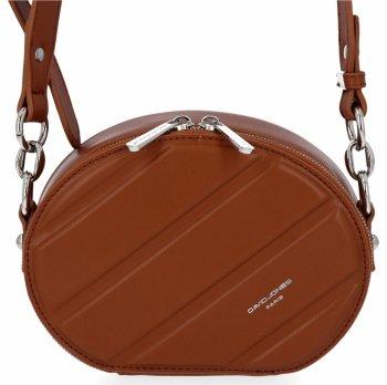 Módne dámske tašky messenger pre všetky príležitosti David Jones červenýhead