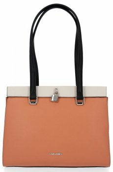 Klasická dámska taška od David Jones Coral