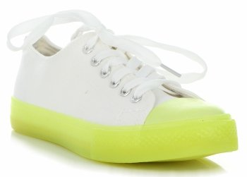 Univerzálne dámske tenisky značky Marquiz žltý