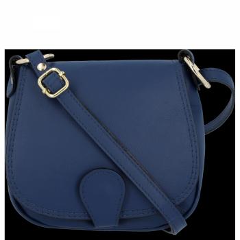 Módna kožená taška na messenger pre všetky príležitosti od Vittoria Gotti Granet