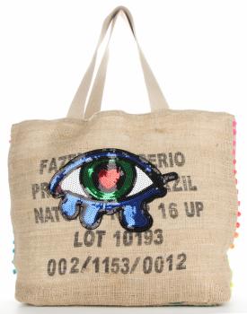Značková dámska taška veľkosti XXL, odolná a priestranná, ideálna pre letné oko