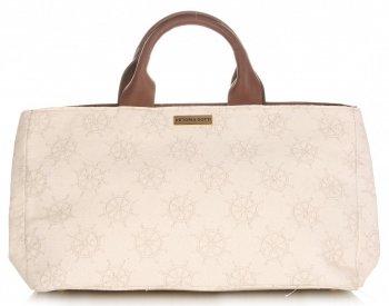 Univerzálne Dámske tašky Vittoria Gotti Ster Beige