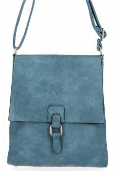 BEE BAG štýlové dámske Crossbody tašky Sevilla Svetlo modrá
