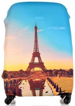 Snowball kufor prípad s veľkosťou L Paríž Multicolor