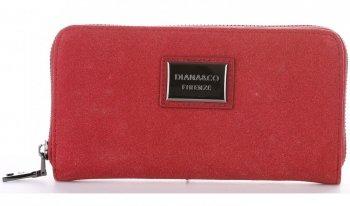 Damski Portfel Diana&Co Firenze Czerwony
