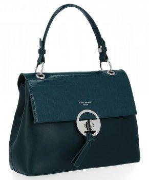 Elegantná dámska taška z fľaše David Jones Zelená