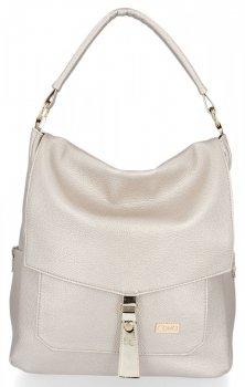 Univerzálne dámske tašky pre každú príležitosť Conci Platinum s potlačou