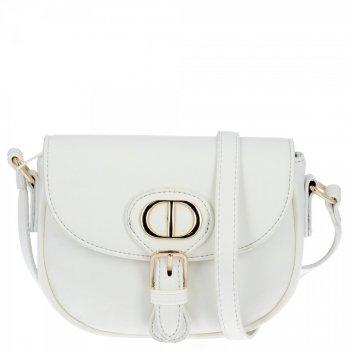 Univerzálne dámske tašky malé tašky messenger od Herisson biela
