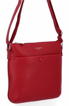 Univerzálna dámska príležitostná taška David Jones Bordowu