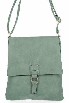 BEE Bag štýlové dámske Crossbody tašky Sevilla Svetlo zelená