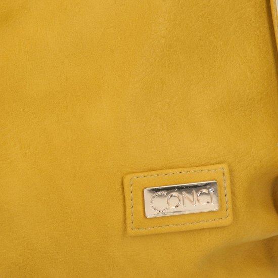 Univerzální Dámské Kabelky Conci Žlutá
