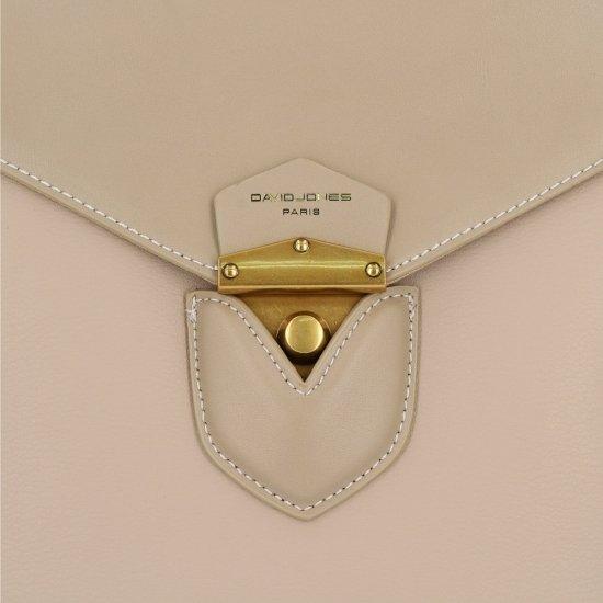 Elegantní Dámský Batoh značky David Jones Béžový
