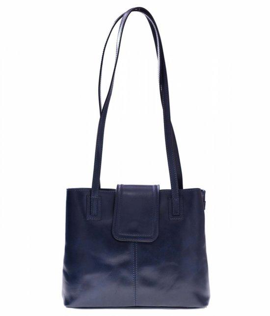 Univerzálne a ležérne kožené tašky 2 priehradky granátov