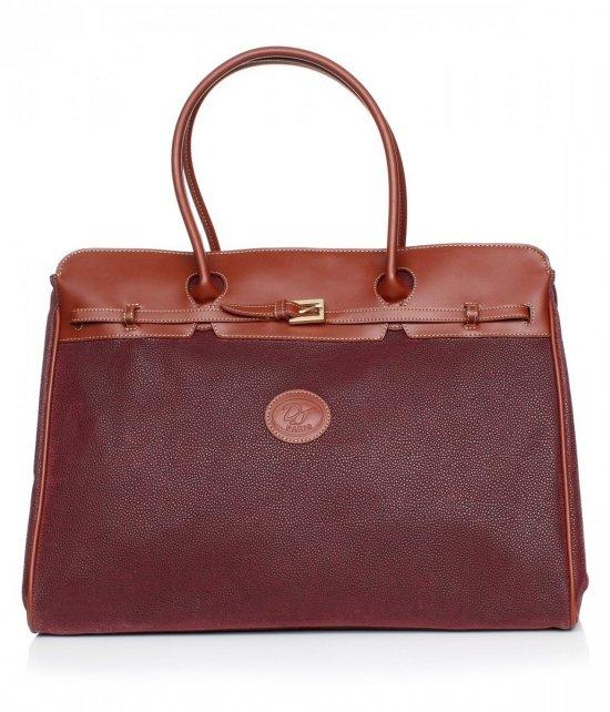 Cestovná taška od david jones Burgundsko