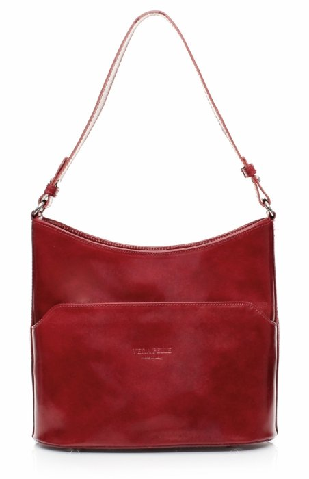 Elegantné kožené kabelky na ruky a ramená