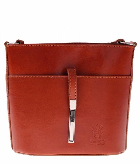 Kožená poštová taška z pevnej kože